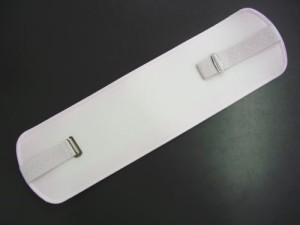 着付け小物★振袖成人式用伸縮ベルト付長尺前板帯板薄ピンク