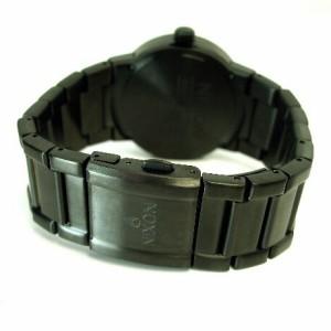 【NIXON/ニクソン】THE CANNON/キャノン メンズ ALL BLACK A160001【送料無料】