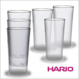 HARIO(ハリオ)【耐熱タンブラー 420ml  6個組】HPG-420