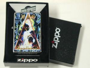 ジッポーZippoデフレパード Def Leppard#24567ハードロック音楽新品207