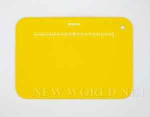 京セラ カラーまな板 CC-99YL イエロー