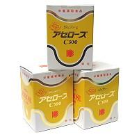 アセローズC500 2gx50包 x 3箱(徳用) 【送料無料/アセロラ/ビタミンC含有】