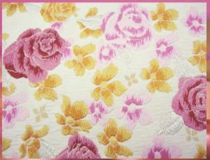 セミオーダー正絹振袖ぜ〜んぶ揃った豪華フルセット★水色地枝垂桜