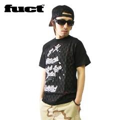 ファクト セメントシューズ Tシャツ ラスト:ブラック/Lサイズ (Fuct CEMENTSHOES TEE)