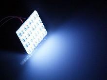 【特価】オデッセイRB1/2系専用FLUXLEDルームランプ5点セット LED総数44球【62※od