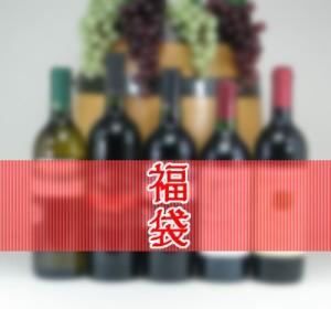 【第22弾】送料無料★高品質ワインお楽しみ福袋セット750ml×5本セット(赤4白1)
