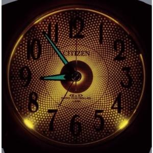 リズム時計[シチズン]電波目覚まし時計 ネムリーナR411 4RK411-019 シルバーメタリックアナログ【父の日ギフト】 ラッピング無料