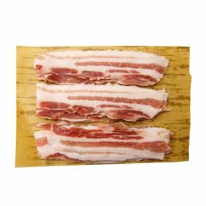 鹿児島産ブランド豚 茶美豚 バラ肉しゃぶしゃぶ用 1200g(300g×4)