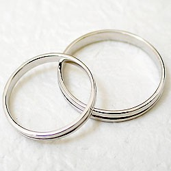 結婚指輪 プラチナ ペアリング マリッジリング Pt900 フルエタニティライン 2本セット