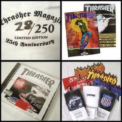 【限定250個】スラッシャー 25周年記念ボックス Tシャツ/DVD/ポスター他、詰め合わせセット!