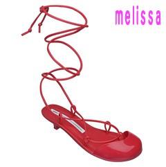 メリッサ×アレキサンドルヘルシュコビッチ シュガー レッド パンプス (Melissa × Alexander Herchcovitch Suger Red)