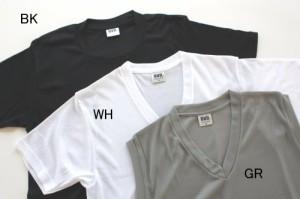 BVD クールタッチ シームレスメッシュ クルーネックTシャツ M〜LL