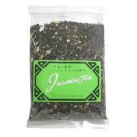 ★送料無料「ジャスミン茶 リーフ/バッグ6個」摘んだジャスミン花蕾を敷きその上に茶葉を広げて花の香りを吸い込ませた香り豊かなお茶葉