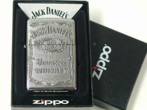 ジッポーZippo USA直輸入ジャックダニエルズ銀250