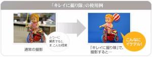 プロ並みの写真撮影が出来る!キレイに撮り隊「デジカメスタジオ:M」(コクヨDG-B1)