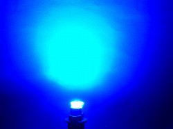 T10 NEW 開花9連 超拡散LED ブルー 4個セットメーター球/ポジション球/ナンバー球