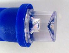【47%OFF】T10 すり鉢型 単発 LEDウェッジバルブ ブルー 10個SET【メーター・エアコン・ナンバー】