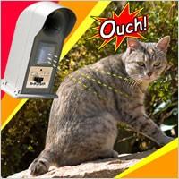 送料無料 猫避けセンサー ガーデンバリア GDX-2■猫を寄せ付けない!フン・尿の被害から愛車やお庭を守るネコ避けセンサー