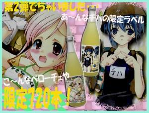 限定発売! 萌え萌え2次大戦 コラーゲン梅酒2本セット