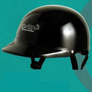 シンプルで野球帽みたいなハーフヘルメット。SPEED PIT (スピードピット) FR-31 /バイク用ヘルメット