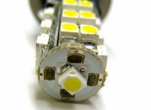 H3C SMD 25連 LEDフォグバルブ ホワイト 2個Set