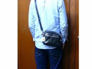 ポーター 吉田カバン SHINE シャイン ショルダーバッグ 581-07745 ブラック 送料無料