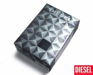 ディーゼル ボクサーパンツ C9YP-WLN-900 ロゴスタッズ×ブラック