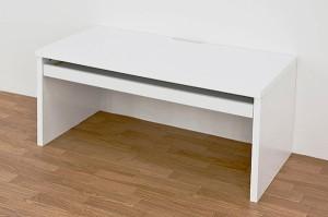 【送料無料!ポイント2%】スライドテーブル付きのパソコンテーブル!PC DESK ロー 3サイズ2色