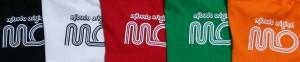【1】和柄Tシャツ「M.O.B.S No.01」【若き着物職人が創作する手染和柄/新撰組でお馴染みの壬生からお届け】