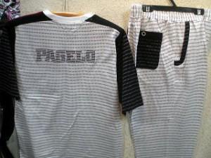 パジェロ半袖上下セット PAGELO