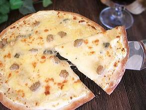 ゴルゴンゾーラとクリームチーズのPIZZA(ピザ)★本格ピッツァ/チーズ/パーティー/お惣菜/ギフト