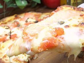 ピザ★スモークサーモンのクリームチーズPIZZA(20cm)本格ピッツァ/チーズ/パーティー/お惣菜/ギフト