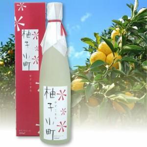 【送料無料】柚子小町3本+酒蔵の天然ぶどうGABA リキュール 500ml