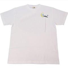 和柄むかしむかしTシャツ ザ忍者