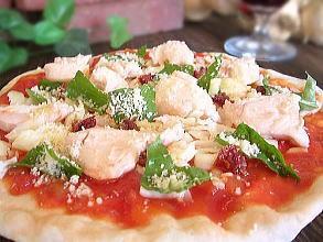 ピンクのマルゲリータ(PIZZA・ピザ)本格ピッツァ/チーズ/パーティー/お惣菜/ギフト