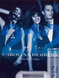 【ミニ香水】キャロライナヘレラ◇212◆EDT5ml◆CAROLINA HERRERA (fem)