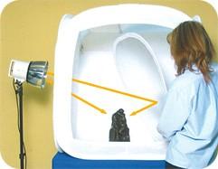 商品撮影用フォトスタジオ【75×75cm Lサイズ】レフ板つき*らくらくプロ並みの写真撮影!