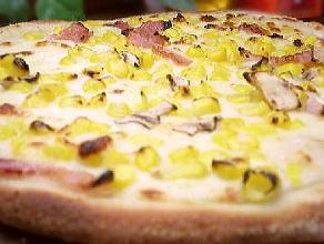 ピザ★ホワイトコーンPIZZA(20cm)★本格ピッツァ/チーズ/パーティー/お惣菜/ギフト