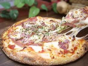 ピザ★生ハムのPIZZA(20cm)★本格ピッツァ/チーズ/パーティー/お惣菜/ギフト