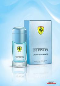 【ミニ香水】フェラーリ◇ライトエッセンス◆EDT4ml◆Ferrari (hom)(fem)
