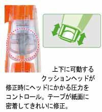 文房具:修正テープ/ホワイパーパル【PLUS】WH-035