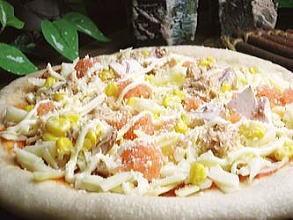 ピザ★博多めんたいPIZZA(20cm)★本格ピッツァ/チーズ/パーティー/お惣菜/ギフト
