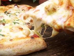 ピザ★シーフード PIZZA(20cm)本格ピッツァ/チーズ/パーティー/お惣菜/ギフト
