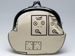 和柄がま口財布大 小銭入れ コインケース メンズレディース 日本製 和風おしゃれカジュアル かわいい 大きいサイズ便利 小物入れ(色K025)