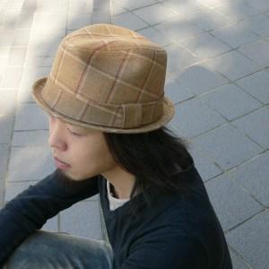 2個1000円引き/帽子ニューヨークハット(NEWYORKHAT)#5535PlaidShorty newy0195