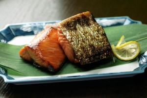 鮭ものがたり(鮭のかほり漬 2切)