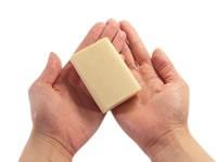 【毛穴の黒ずみ・汚れ・化粧ノリ】自然派の優しいピーリング石鹸!大人ニキビ・肌トラブルにジャムウ・ビューティーバブル