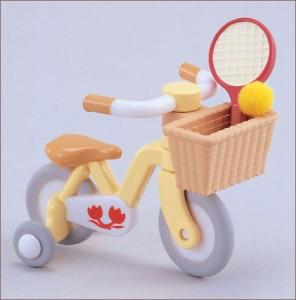 シルバニアファミリー 家具シリーズ【カ-306 自転車(こども用)】エポック社