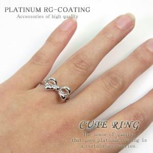 ★超かわいい ピンキーリング レディース 指輪 パーティーや結婚式 プレゼントにも リング プチプラ [9号] 【kor22】