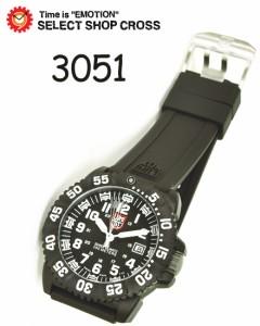 送料無料 LUMINOX ルミノックス メンズ 腕時計 3051 T25表記 ホワイト